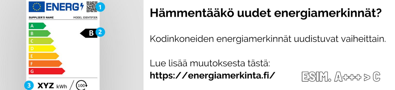 Energiamerkinta