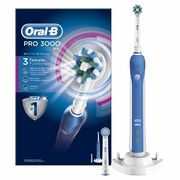 ORAL-B PRO3000 CrossAction sähköhammasharja
