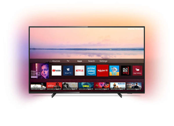 "PHILIPS 50PUS6704/12 50"" Smart UHD Ambilight televisio"