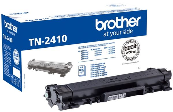 BROTHER TN-2410 musta laservärikasetti
