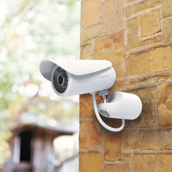 Y-Cam Protect Outdoor 1080